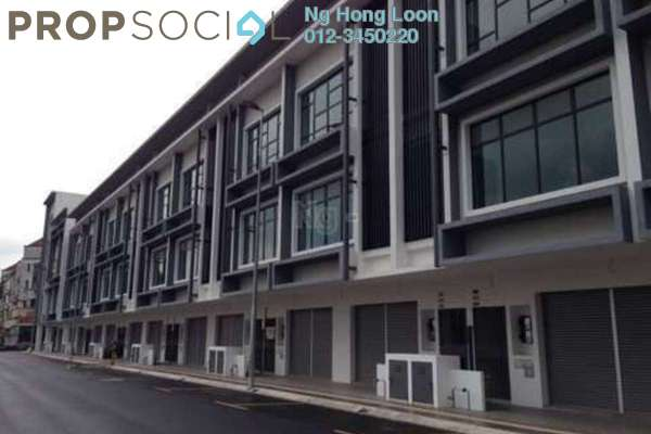 For Rent Office at Epic Residence, Bandar Bukit Puchong Freehold Unfurnished 0R/0B 4.8k