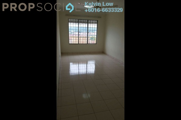 For Rent Apartment at Latan Biru, Kota Damansara Leasehold Semi Furnished 3R/2B 1.05k