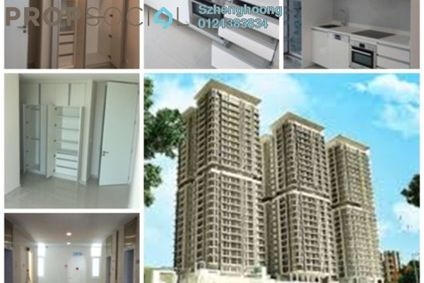 For Rent Condominium at Nadayu28, Bandar Sunway Leasehold Fully Furnished 2R/2B 3.5k