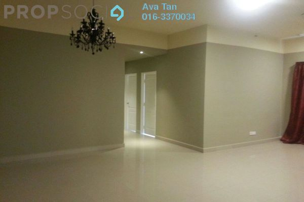 For Rent Condominium at Windsor Tower, Sri Hartamas Freehold Semi Furnished 3R/2B 3.5k