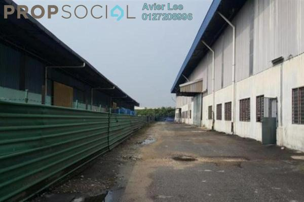 For Rent Factory at Teluk Kemang, Port Dickson Freehold Unfurnished 0R/2B 28k