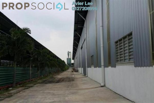 For Rent Factory at Kampung Telok Gong , Port Klang Leasehold Unfurnished 0R/4B 78k