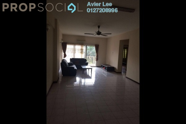 For Rent Condominium at Dynasty Garden, Kuchai Lama Leasehold Semi Furnished 3R/3B 1.2k
