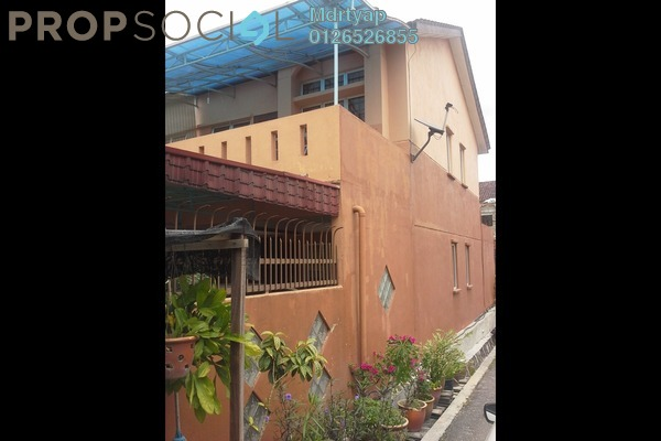 For Sale Terrace at Section 6, Bandar Mahkota Cheras Freehold Semi Furnished 4R/3B 507k