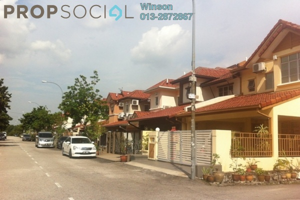 For Sale Terrace at Laman Putra, Putra Heights Freehold Fully Furnished 4R/3B 838k