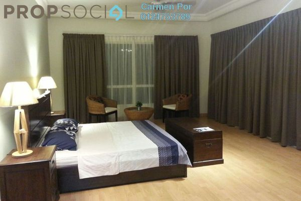 For Rent Condominium at The Cove, Tanjung Bungah Freehold Fully Furnished 5R/5B 7.0千
