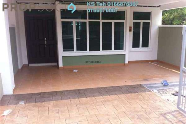 For Sale Terrace at PU1, Bandar Puchong Utama Freehold Unfurnished 4R/3B 900k