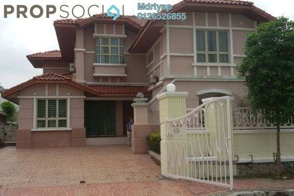 For Rent Bungalow at Taman Banting Baru, Banting Freehold Semi Furnished 6R/6B 1.7k