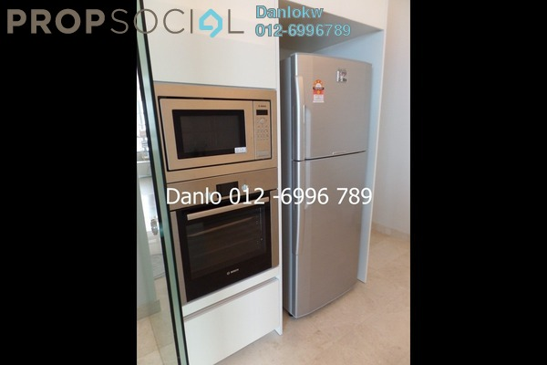 For Rent Condominium at Panorama, KLCC Freehold Fully Furnished 2R/2B 7k