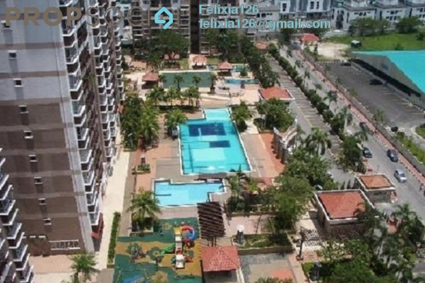 For Rent Condominium at Ampang Boulevard, Ampang Leasehold Fully Furnished 3R/2B 2.6k