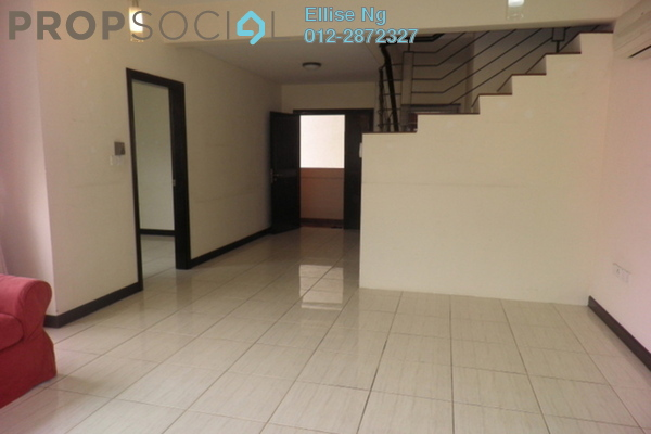 For Rent Condominium at Armanee Terrace I, Damansara Perdana Leasehold Semi Furnished 4R/4B 4k