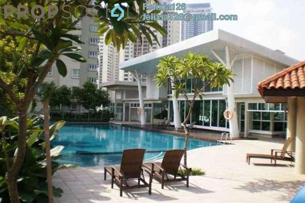 For Rent Condominium at Mont Kiara Banyan, Mont Kiara Freehold Fully Furnished 4R/3B 8k