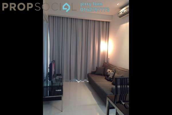 For Rent Serviced Residence at Marc Service Residence, KLCC Freehold Fully Furnished 1R/1B 3.2k