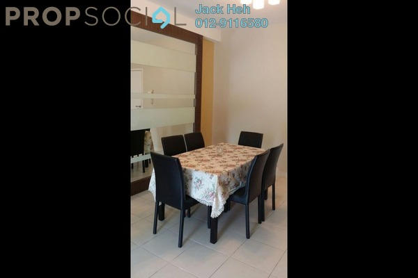 For Rent Condominium at Casa Indah 2, Tropicana Leasehold Fully Furnished 4R/3B 2.9k