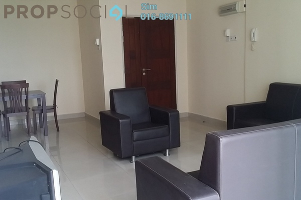For Sale Condominium at Cova Suite, Kota Damansara Leasehold Semi Furnished 3R/2B 650k