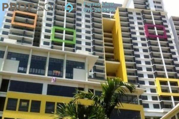 For Rent Serviced Residence at Setia Walk, Pusat Bandar Puchong Freehold Fully Furnished 2R/2B 2.4k