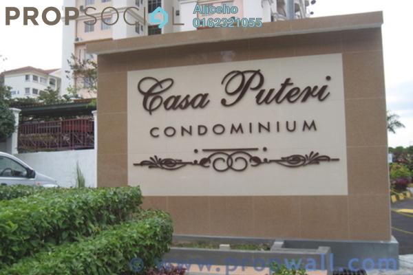 For Rent Condominium at Casa Puteri, Bandar Puteri Puchong Freehold Fully Furnished 3R/2B 1.6千