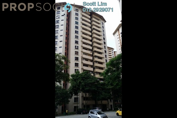 For Sale Condominium at Palm Spring, Kota Damansara Leasehold Unfurnished 3R/2B 450k