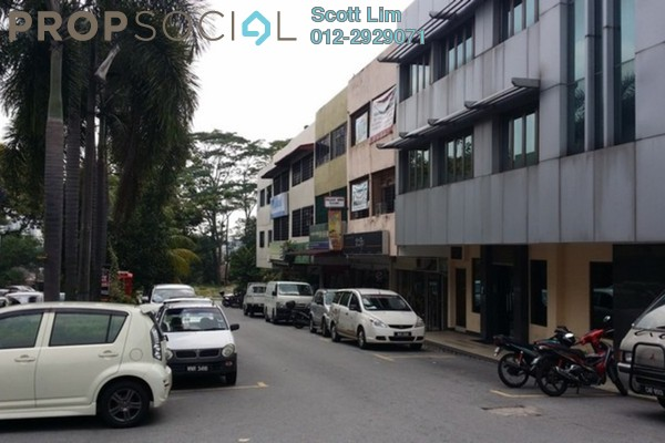 For Sale Shop at Taman Rasmi Jaya, Ampang Leasehold Semi Furnished 0R/3B 1.2m