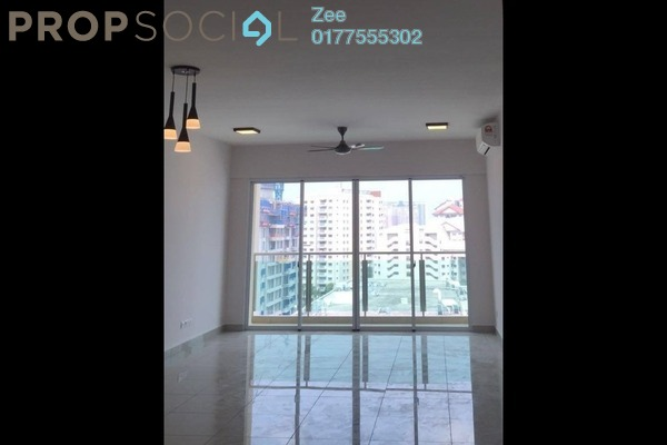 For Rent Condominium at Medalla @ Oasis Corporate Park, Ara Damansara Freehold Semi Furnished 1R/1B 1.8k