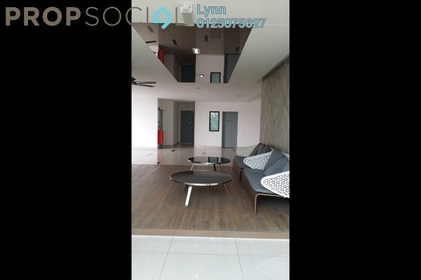 For Sale Condominium at The Z Residence, Bukit Jalil Freehold Unfurnished 3R/2B 730k