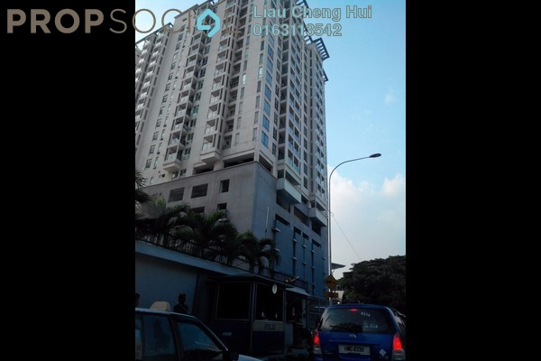 For Rent Serviced Residence at 231 TR, KLCC Freehold Fully Furnished 1R/1B 2.4k