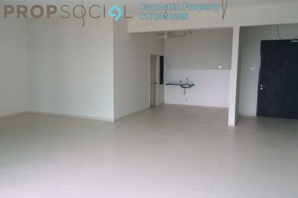 For Rent Condominium at Zefer Hill Residence, Bandar Puchong Jaya Freehold Unfurnished 3R/3B 1.8k