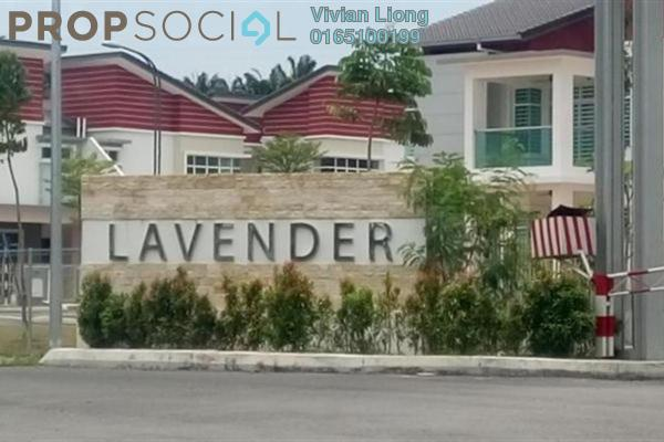 For Sale Semi-Detached at New Green Park, Rawang Freehold Unfurnished 5R/4B 810k