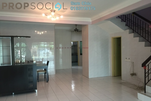 For Rent Terrace at Bandar Bukit Tinggi 2, Klang Freehold Semi Furnished 4R/4B 1.5k