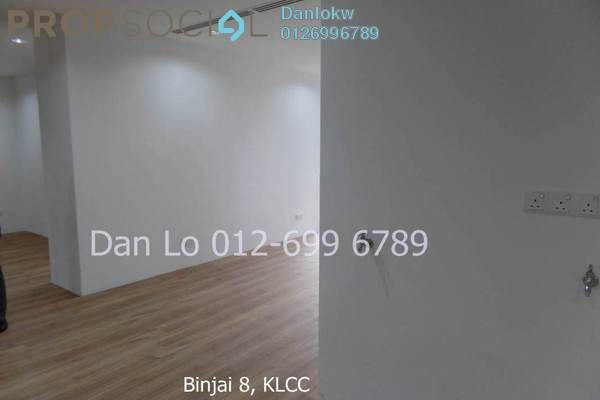 For Rent Office at Binjai 8, KLCC Freehold Semi Furnished 2R/2B 5.5k