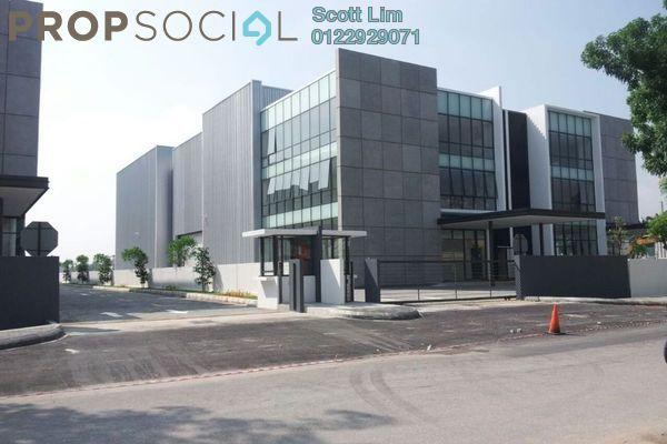 For Sale Factory at Bandar Puncak Alam, Kuala Selangor Leasehold Unfurnished 0R/2B 5.8百万