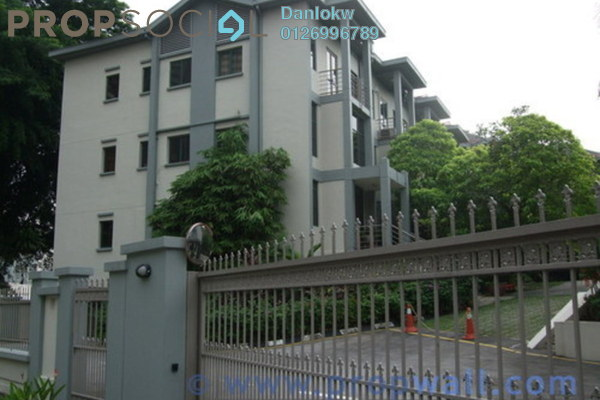 For Sale Bungalow at Anjung Damai, KLCC Freehold Semi Furnished 3R/5B 1.85m
