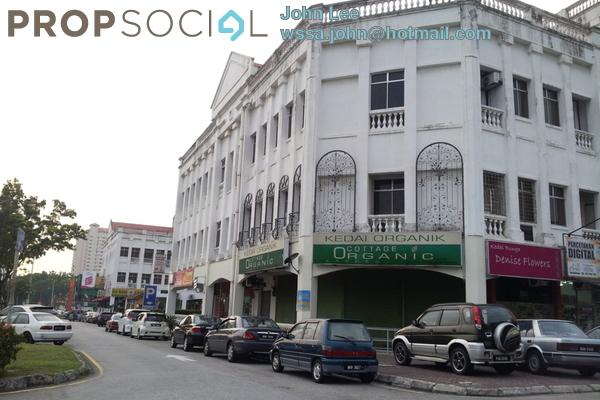 For Rent Shop at Taman Sri Rampai, Setapak Leasehold Unfurnished 0R/3B 25k