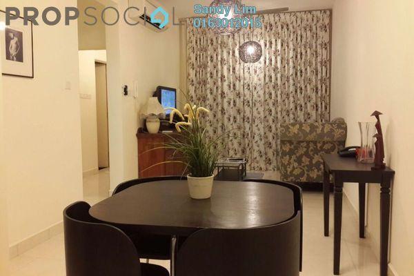 For Rent Condominium at Metropolitan Square, Damansara Perdana Leasehold Fully Furnished 2R/2B 1.95k