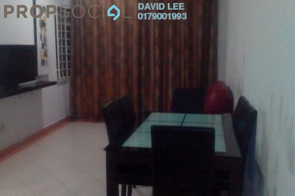 For Rent Serviced Residence at Perdana Exclusive, Damansara Perdana Leasehold Fully Furnished 2R/1B 1.5k