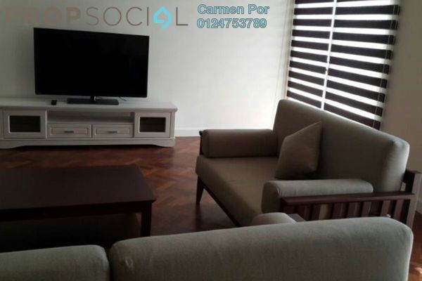 For Rent Condominium at Quayside, Seri Tanjung Pinang Freehold Fully Furnished 2R/4B 5k