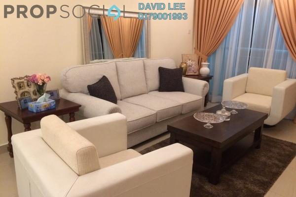 For Rent Condominium at Metropolitan Square, Damansara Perdana Leasehold Fully Furnished 3R/2B 2.8k
