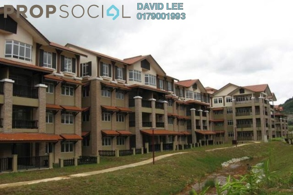 For Rent Condominium at D'Rimba, Kota Damansara Leasehold Fully Furnished 3R/2B 2.1k