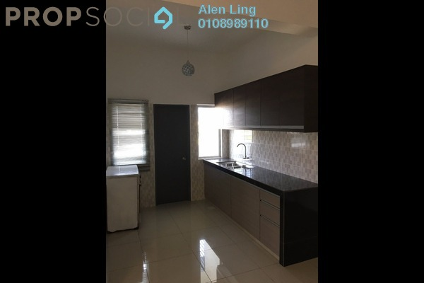 For Sale Condominium at Mahkota Garden Condominium, Bandar Mahkota Cheras Freehold Semi Furnished 4R/3B 465k