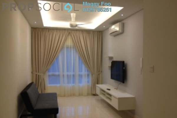 For Rent Condominium at Metropolitan Square, Damansara Perdana Leasehold Fully Furnished 2R/1B 2k