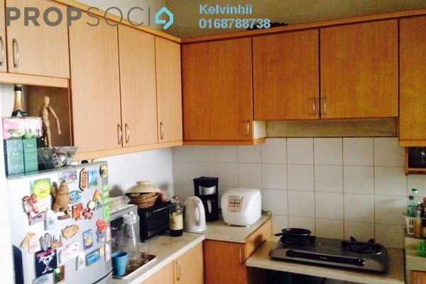 For Rent Condominium at Vista Tasik, Bandar Sri Permaisuri Freehold Fully Furnished 3R/2B 2.2k