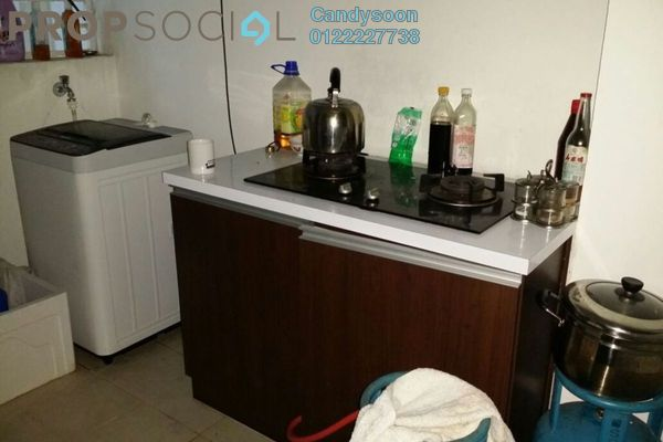 For Rent Condominium at Marc Service Residence, KLCC Freehold Semi Furnished 3R/3B 3k