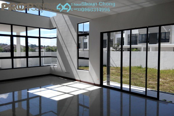 For Sale Terrace at Pearl Villa, Bandar Mahkota Cheras Freehold Unfurnished 5R/5B 1.66m