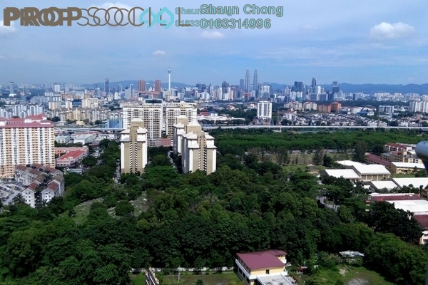 For Sale Condominium at Sky Vista Residensi, Cheras Freehold Unfurnished 3R/2B 820k