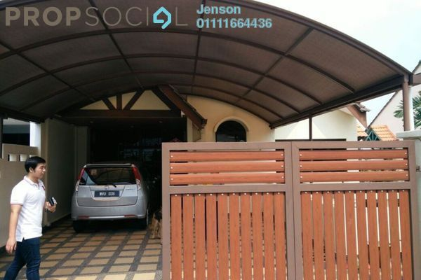 For Sale Semi-Detached at Salak South Garden, Sungai Besi Freehold Unfurnished 5R/6B 3m