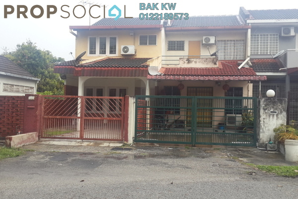 For Rent Terrace at SS19, Subang Jaya Freehold Unfurnished 2R/2B 1.1k