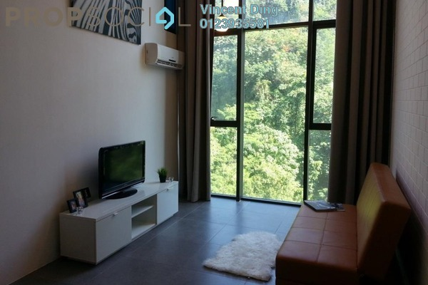 For Sale SoHo/Studio at Empire Damansara, Damansara Perdana Leasehold Fully Furnished 1R/1B 315k
