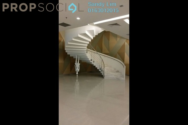 For Rent Office at Summer Suites, KLCC Leasehold Semi Furnished 1R/1B 2.85k
