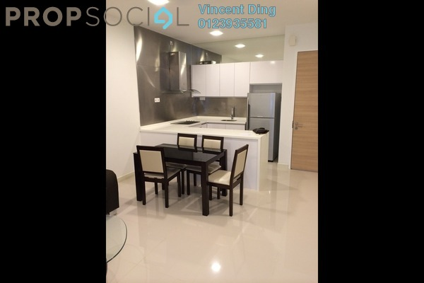 For Sale Condominium at Camellia, Bangsar South Leasehold Fully Furnished 1R/1B 620k
