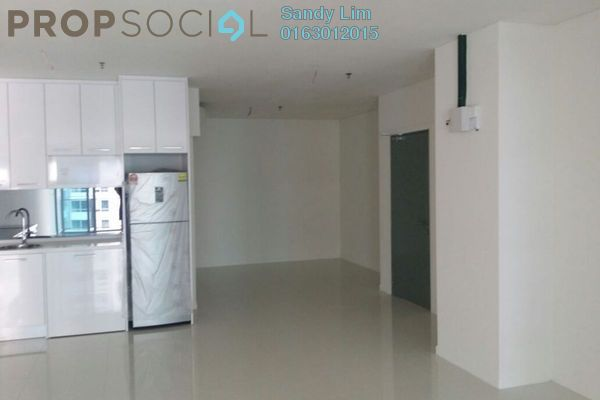 For Rent Office at Summer Suites, KLCC Leasehold Semi Furnished 1R/1B 4.45k